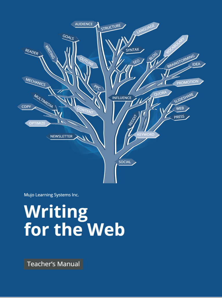 Writing For the Web Textbook