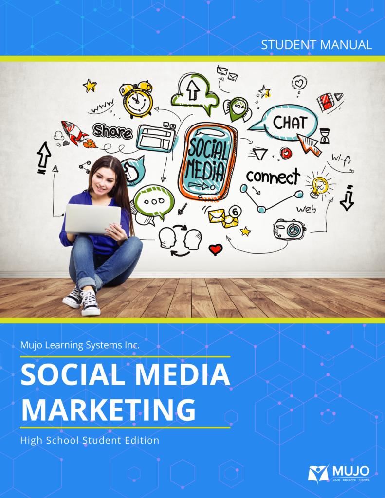 Social media marketing textbook for high school teachers