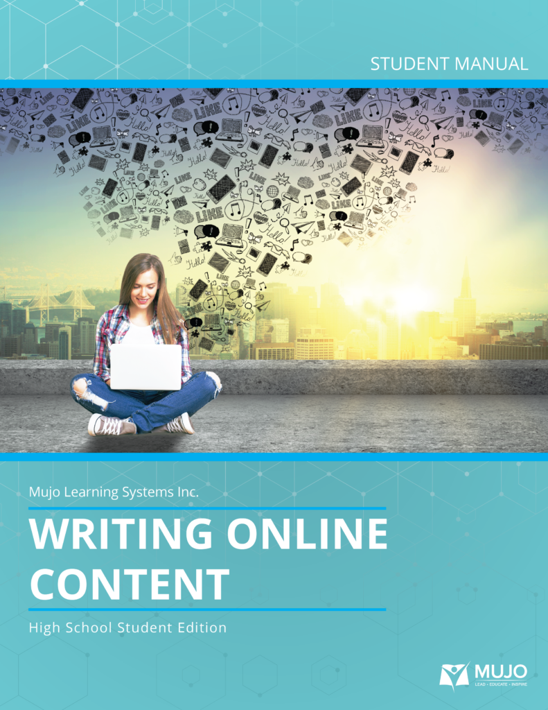 Best textbook and curriculum for writing content online