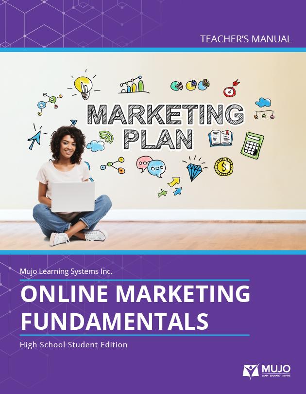 Online marketing fundamentals teacher manual